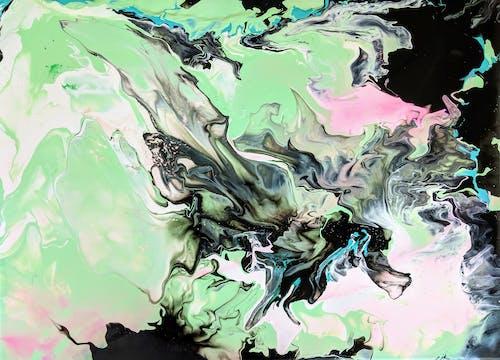 Kostnadsfri bild av abstrakt, abstrakt konst, abstrakt målning, design