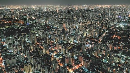 交通, 商業, 城市, 塔 的 免費圖庫相片