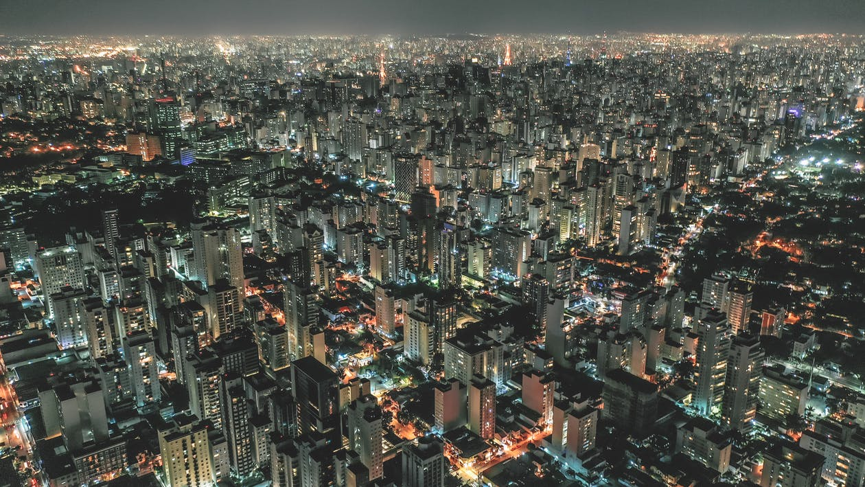 交通, 商業, 城市