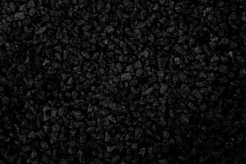 Free stock photo of black, coal, dark