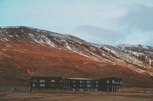 Foto stok gratis gunung, Islandia, perjalanan
