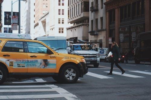Foto stok gratis Amerika Serikat, perjalanan, San Fransisco, stlyle jalanan