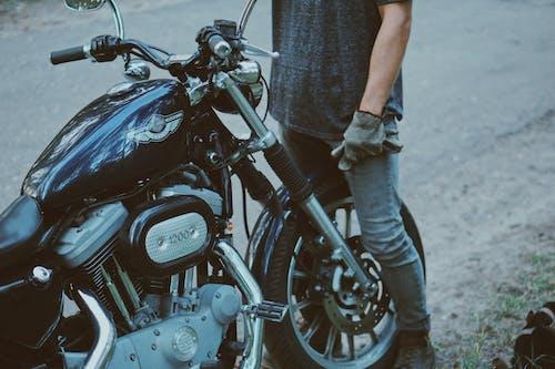 オートバイ, おとこ, クール, バイクの無料の写真素材