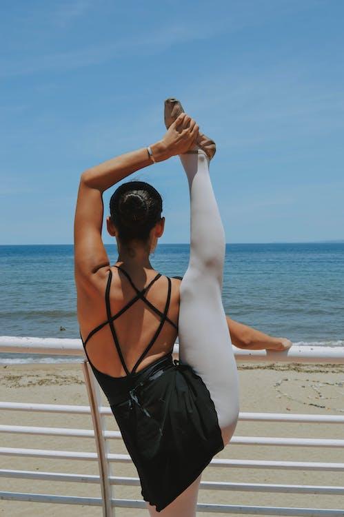 balletdanser, danser, fitness