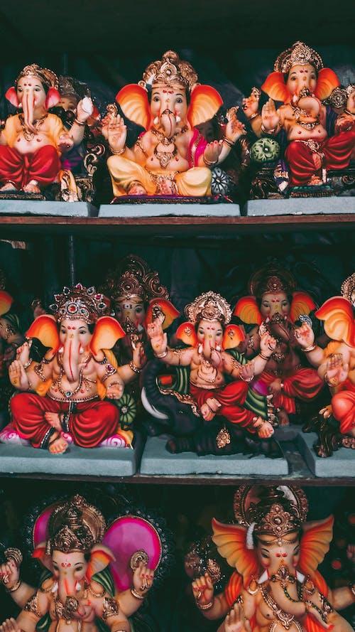 Δωρεάν στοκ φωτογραφιών με ganpati, ganpati φεστιβάλ, Φεστιβάλ