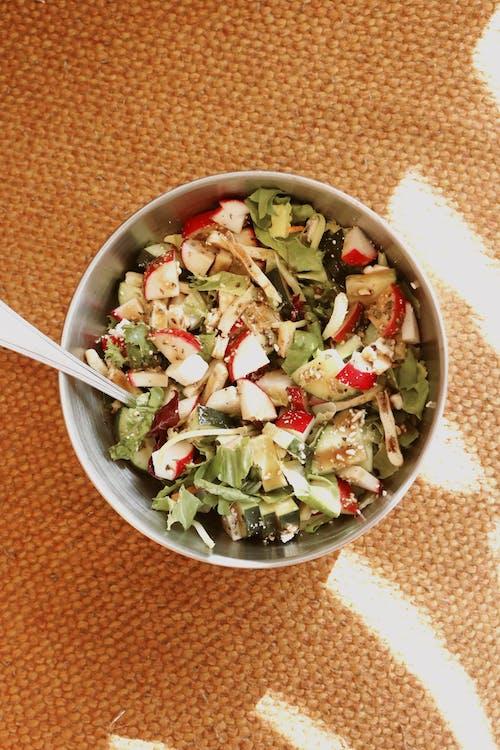 健康, 午餐, 可口, 可口的 的 免费素材照片