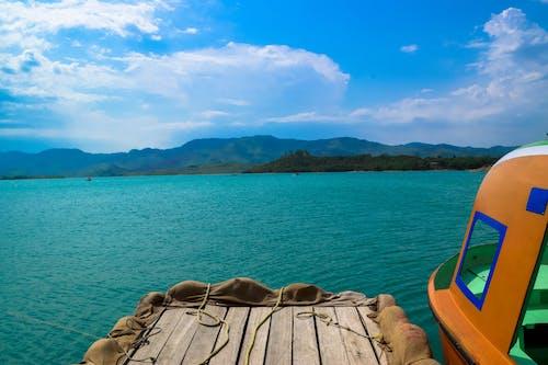 Fotobanka sbezplatnými fotkami na tému drevený čln, hora, láska, modrá