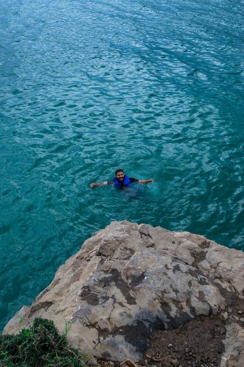 Fotobanka sbezplatnými fotkami na tému cestný výlet, hora, plávanie, potápanie