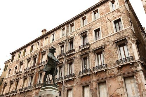 คลังภาพถ่ายฟรี ของ goldoni, รูปปั้น, เวนิซ