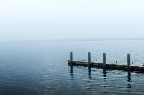 Ảnh lưu trữ miễn phí về biển, màu xanh da trời, Nước, phong cảnh sương mù
