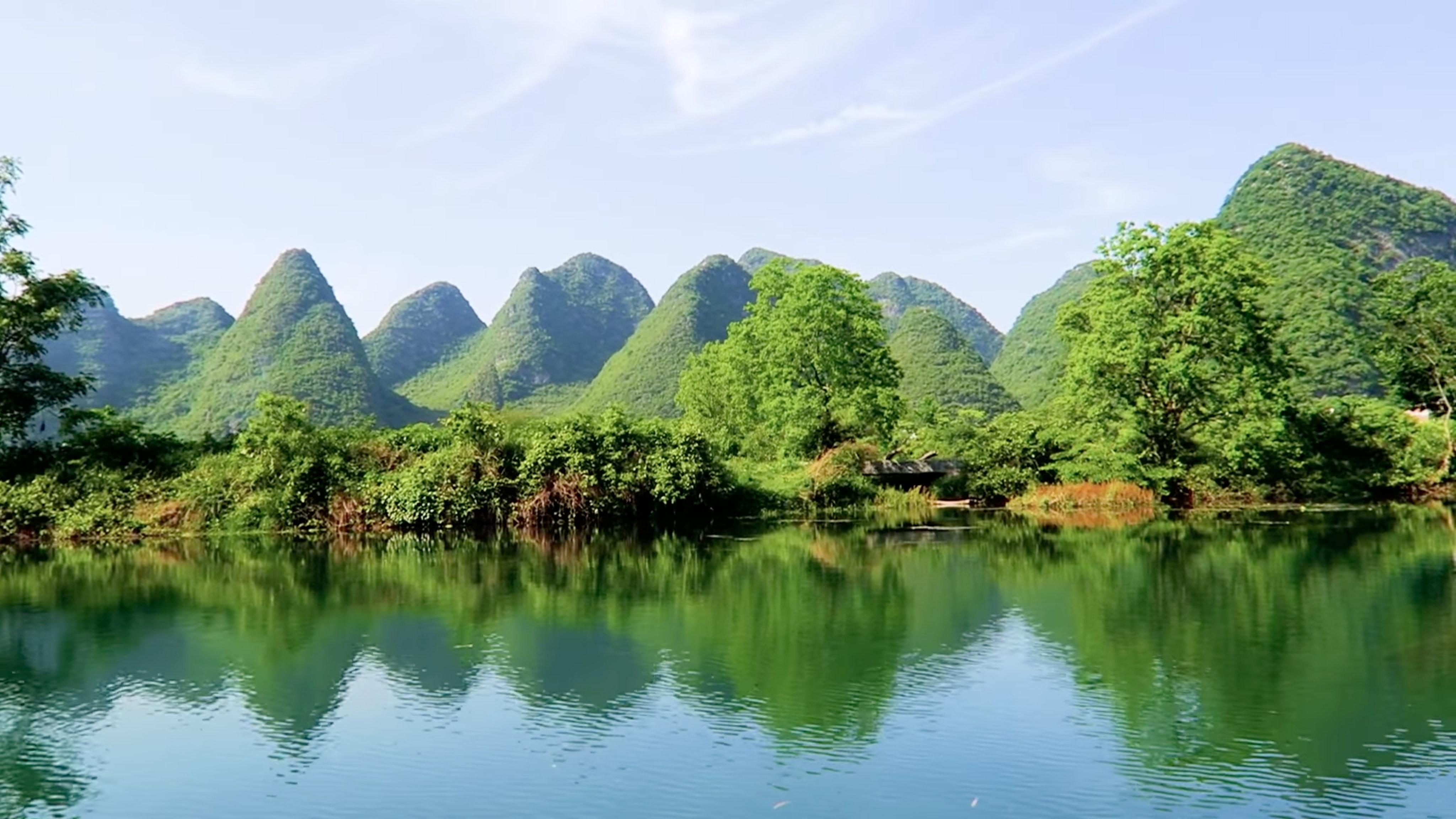 Gambar Pemandangan Indah Png