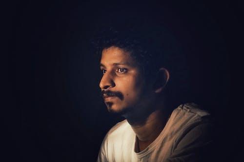 Free stock photo of actor, dark, drama