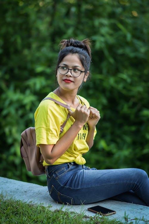 Gratis stockfoto met agartala, Aziatische meisjes, bril