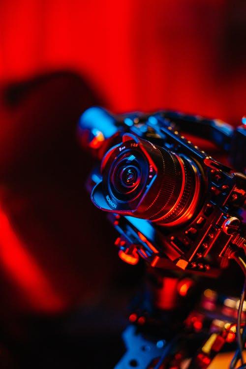 3C用品, 儀器, 光圈, 光學 的 免费素材照片