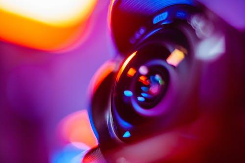 Darmowe zdjęcie z galerii z 80s, bez lustra, budowa kamery, czerwone światło