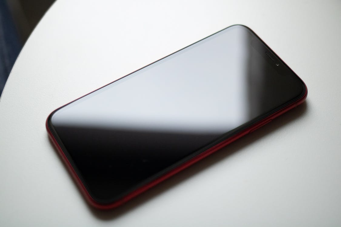 bezdrátový, chytrý telefon, digitální