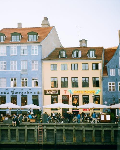 Foto d'estoc gratuïta de 120mm, arquitectura, ciutat, Copenhagen