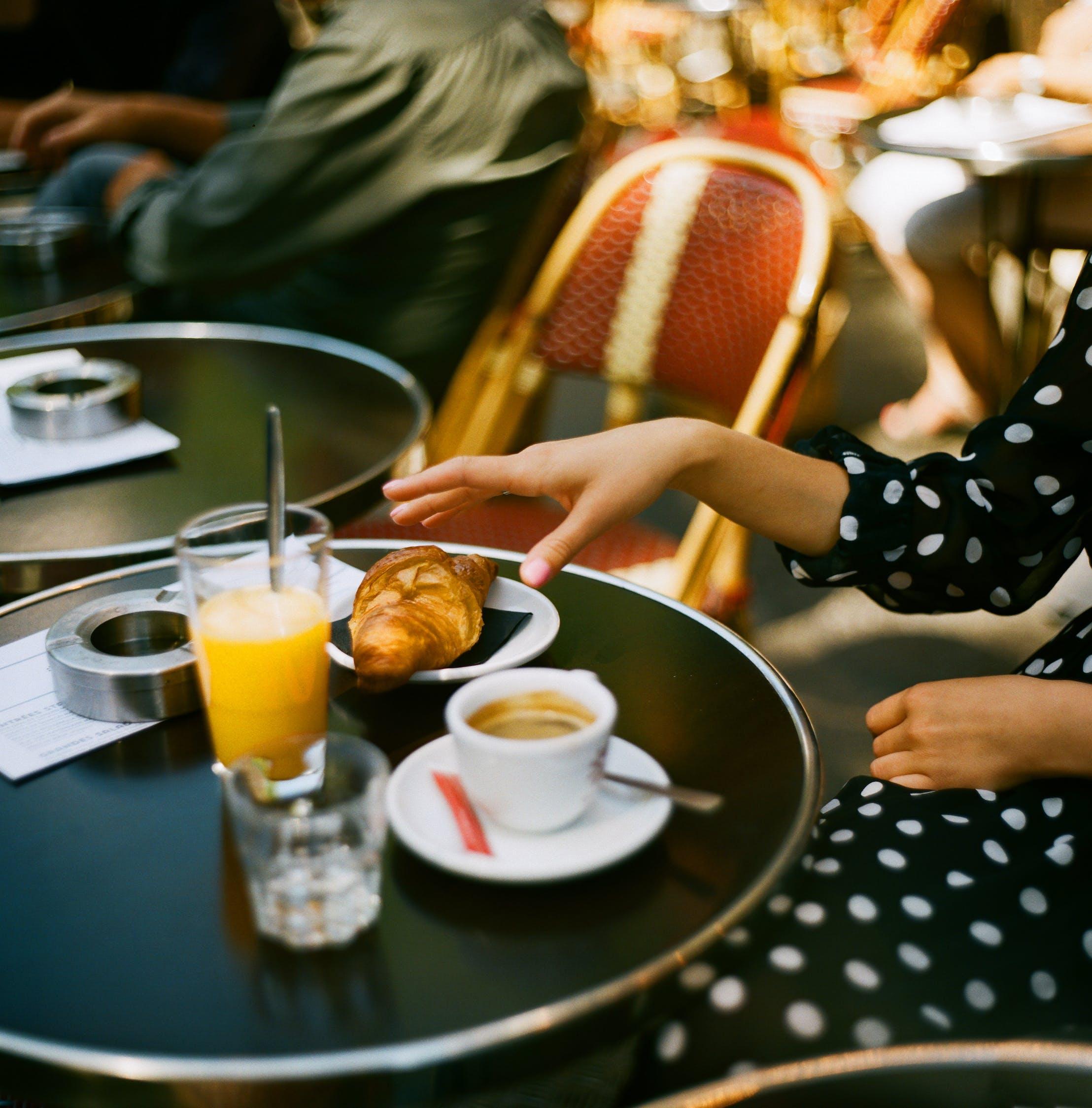 Breakfast Paris travel
