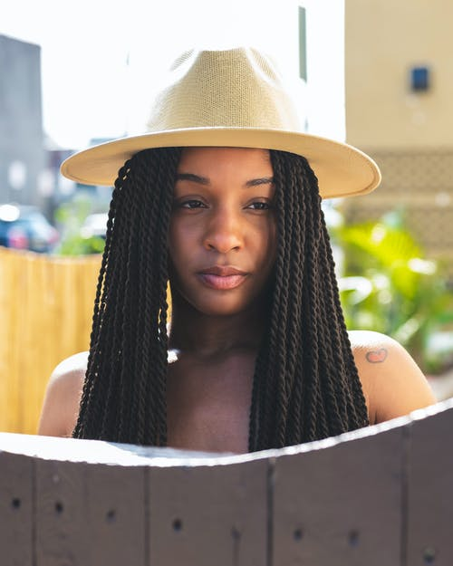 Fotobanka sbezplatnými fotkami na tému atraktívny, černoška, čierne vlasy, človek