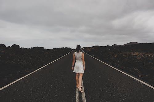 Безкоштовне стокове фото на тему «асфальт, гори, Денне світло, дорога»