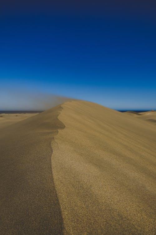Kostenloses Stock Foto zu düne, strandsand