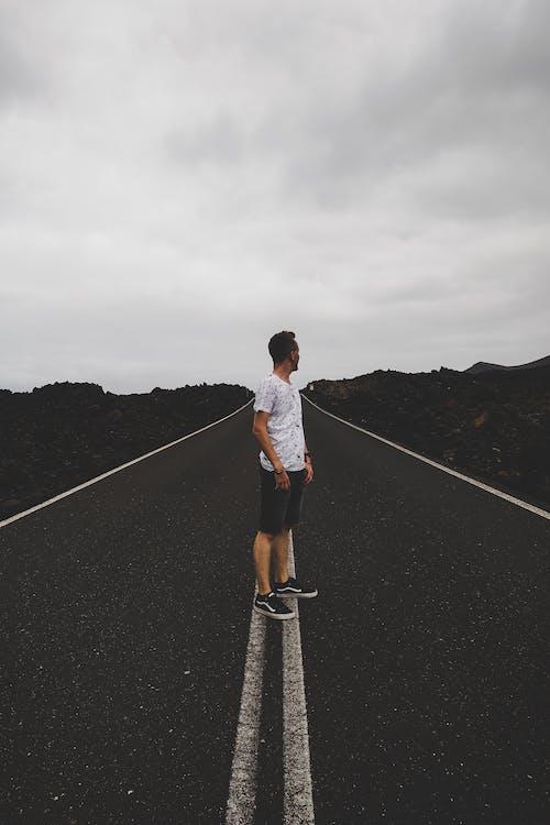 未舗装道路, 道路の無料の写真素材