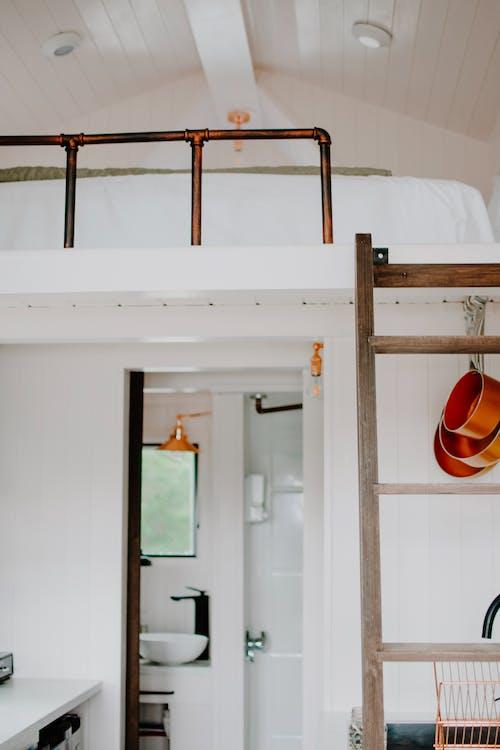 Δωρεάν στοκ φωτογραφιών με αδειάζω, αρχιτεκτονική, διαμέρισμα, δωμάτιο