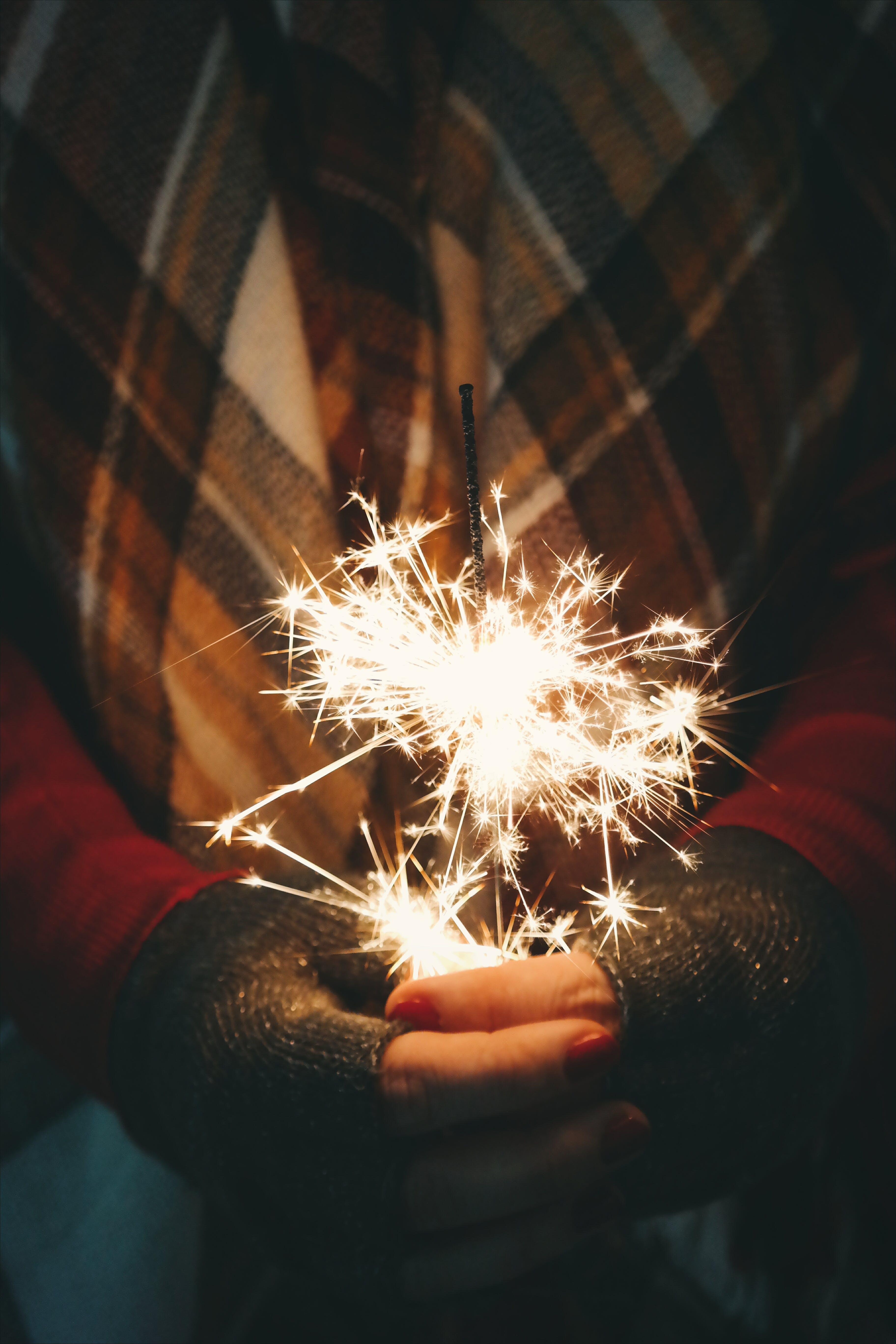 Free stock photo of light, hands, lights, night