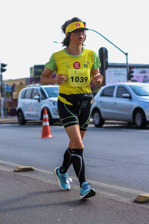 人種, 健身, 女人, 跑步者 的 免費圖庫相片