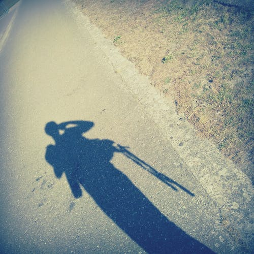 Free stock photo of on the road, shadow, trip