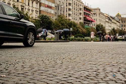 Foto stok gratis jalan, menyetir, mobil, Republik Ceko