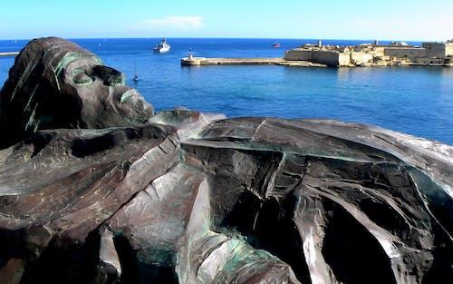 Immagine gratuita di malta, mediterraneo, memoriale, porto
