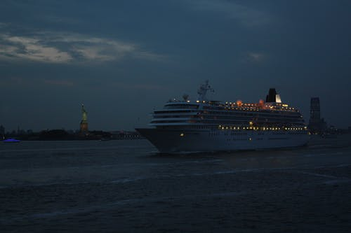 Free stock photo of crossing the river, cruise ship, ferry boat