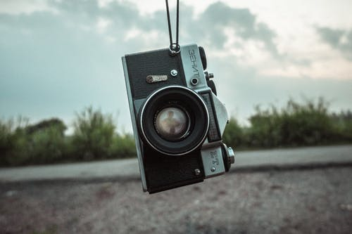 Fotos de stock gratuitas de 35 mm, antiguo, cámara, cámara analógica