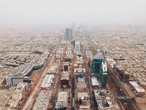 คลังภาพถ่ายฟรี ของ กลางวัน, กลางแจ้ง, การถ่ายภาพโดรน, การออกแบบสถาปัตยกรรม