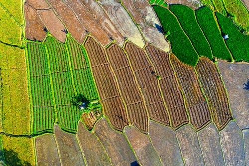 Ingyenes stockfotó békés, drón, drone kamera, drónfelvétel témában