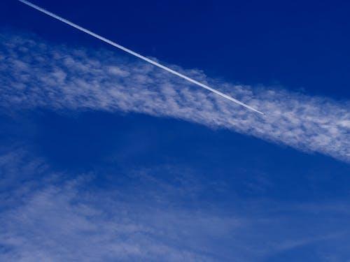 ふわふわの雲, テクスチャ, バックグラウンド, 月の無料の写真素材