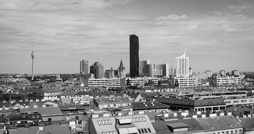 Gratis arkivbilde med by, bygning, nikon, nikon z6