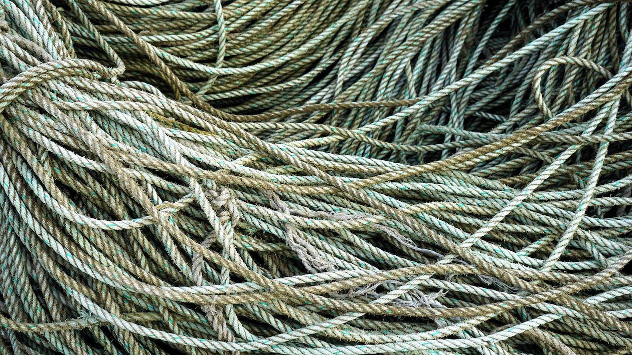 Gray Rope Lot