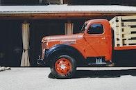 vehicle, vintage, old