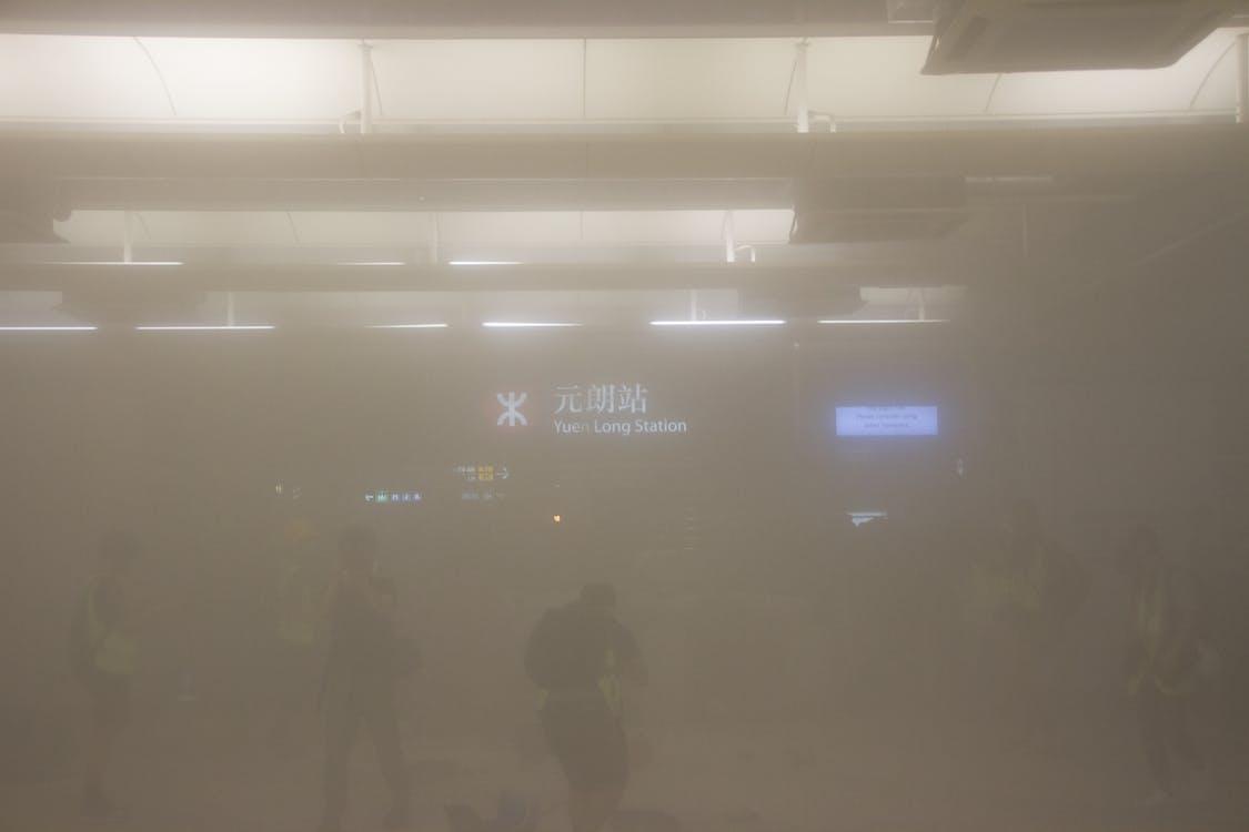 ga tàu, ga xe lửa, hút thuốc lá