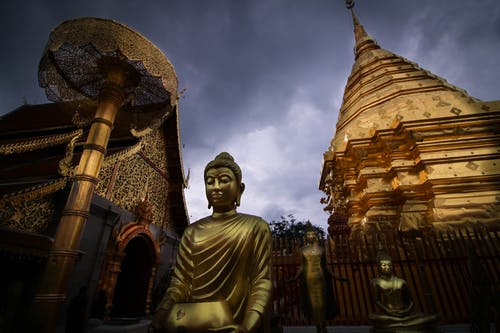 Základová fotografie zdarma na téma buddha, buddhismus, chrám, svatý