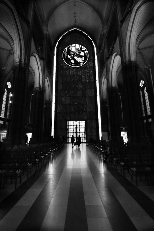 Základová fotografie zdarma na téma církev