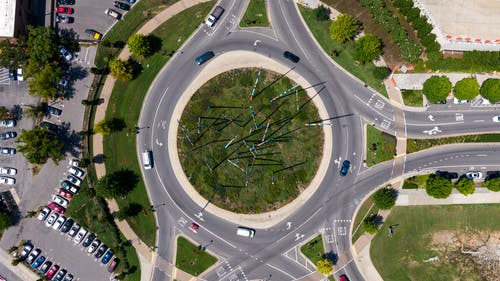 Imagine de stoc gratuită din arhitectură, asfalt, autostradă, autoturisme