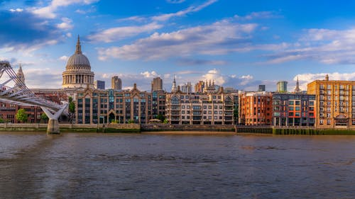 Free stock photo of bridge, cathedral, london, river