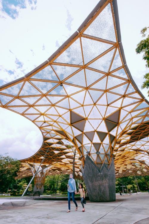 Gratis lagerfoto af arkitektdesign, arkitektur, botanisk have, by