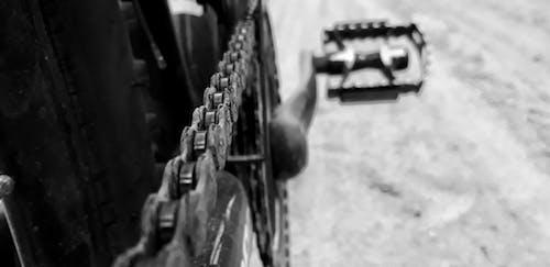 Δωρεάν στοκ φωτογραφιών με Ανταλλακτικά, μηχανή, πλαίσιο ποδηλάτου