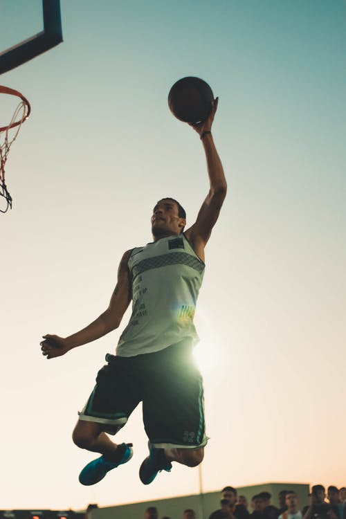 активный отдых, баскетбол, баскетболист
