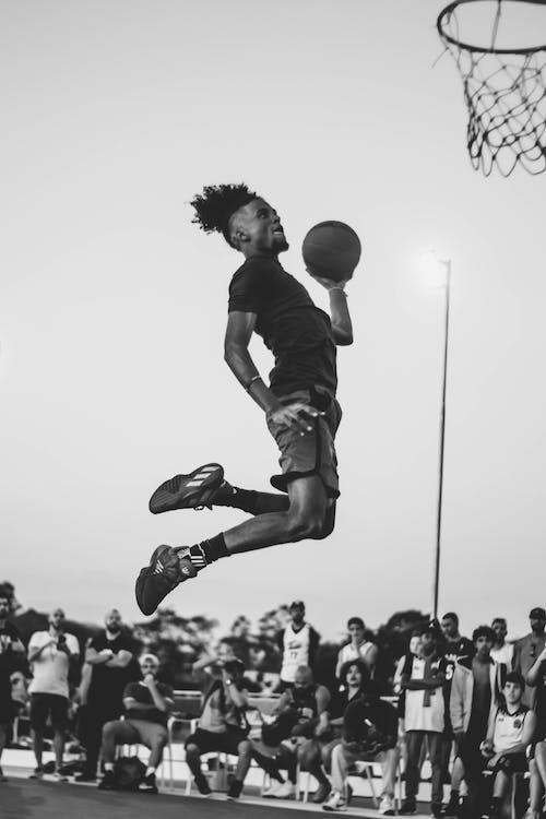 bóng rổ, các môn thể thao, cái rổ