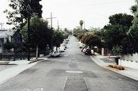 street, straight